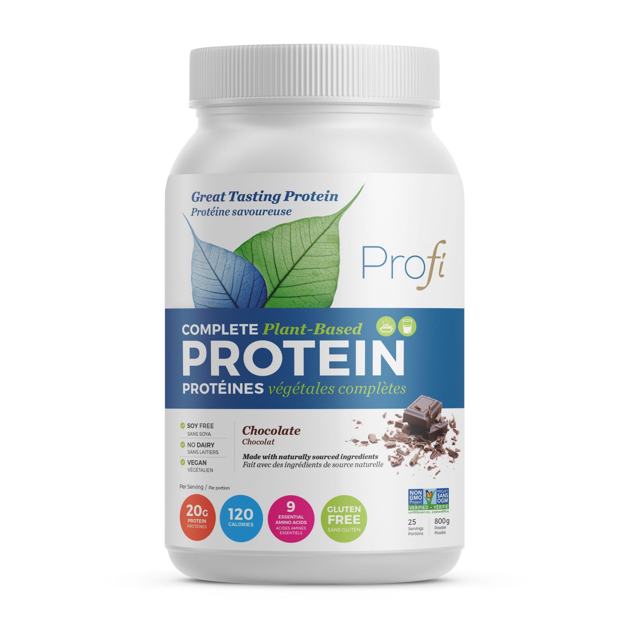 f54c0726be Chocolate Protein Powder | PROFI