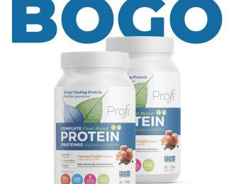Caramel Coffee Protein BOGO