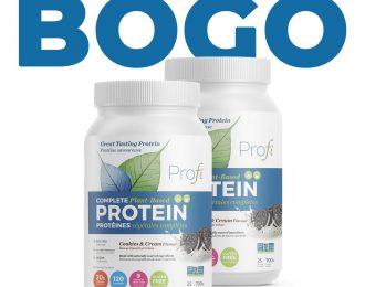 Cookies & Cream Protein BOGO